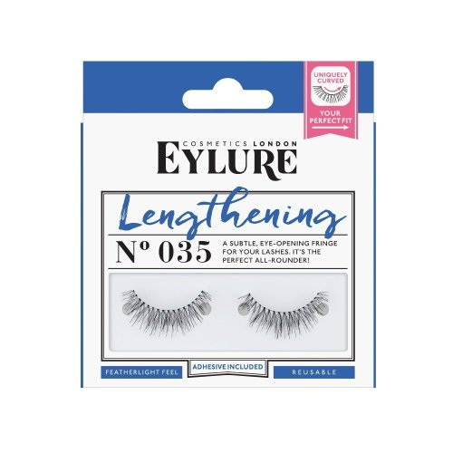 Eylure Lengthening False Eyelashes Number 035