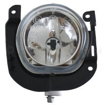 Citroen Nemo 2008-> Front Fog Light Lamp Drivers Side O/s