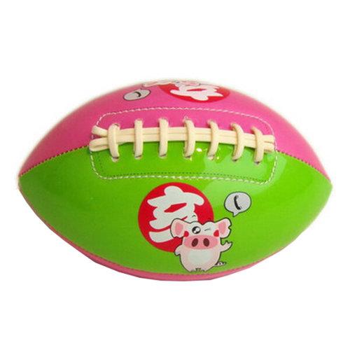 [GREEN PIG] Cute Constellation/Zodiac Kids/Toddles Mini Football, Size 2