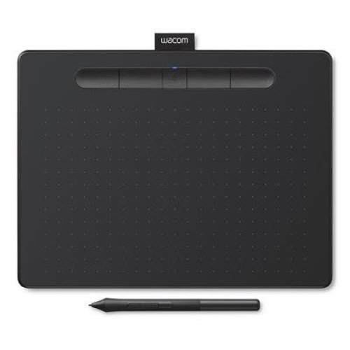 Wacom Intuos Medium Pen Tablet with Bluetooth - Black