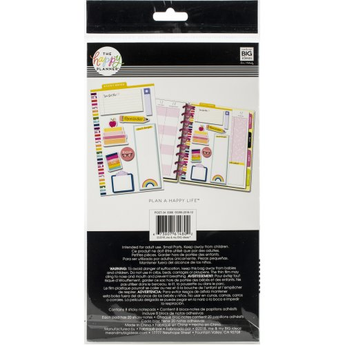 Happy Planner Sticky Notes 160/Pkg-You Got This (teacher)