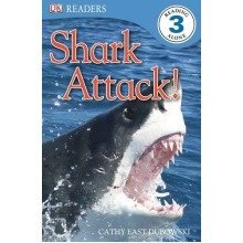 Shark Attack! (dk Readers Level 3)
