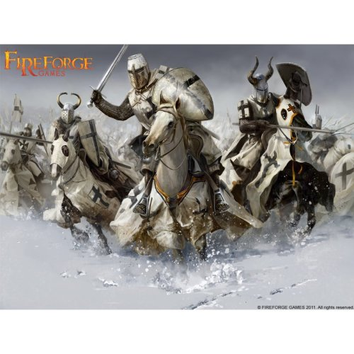 Teutonic Knights - 28mm multipart figures - FireForge FFG001 - Free post P3