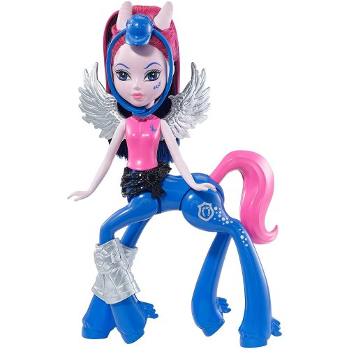 Monster High Fright-Mares Doll Pyxis Prepstockings Brand New Sealed