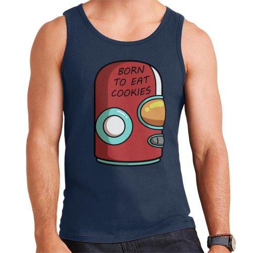 Final Space Gary Born To Eat Cookies Men's Vest