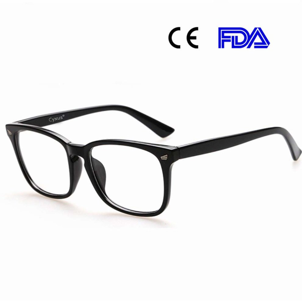 83f46d346223 Cyxus Blue Light Filter Computer Glasses for Blocking UV Headache  Anti Eye  Fatigue  Vintage Eyeglasses