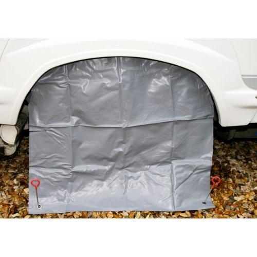 Tyre Protector Wheel Cover - Maypole Caravan Pegs Grey 93665 x Mp93665 -  wheel cover maypole caravan pegs grey 93665 x protector mp93665
