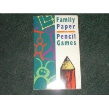Family Paper & Pencil Games