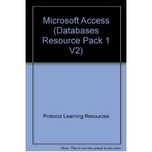 Microsoft Access (Databases Resource Pack 1 V2)