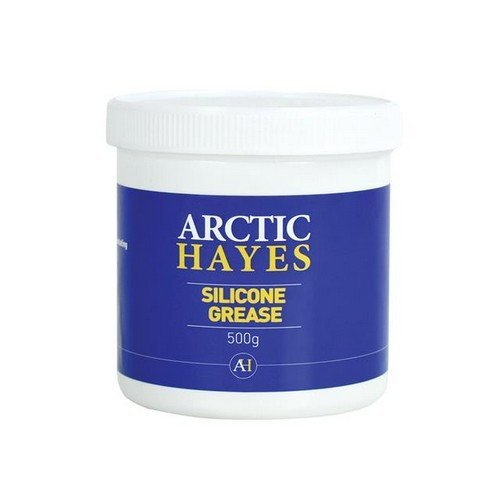 Arctic Hayes 665017 Silicone Grease 500g Tub