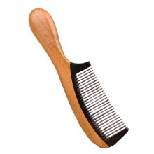 Wonderful Gift for Parents Natural Wood Comb