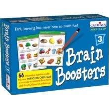 Creative Pre-school Brain Boosters 3 Game - Cre1019 Preschool -  cre1019 creative preschool brain boosters 3