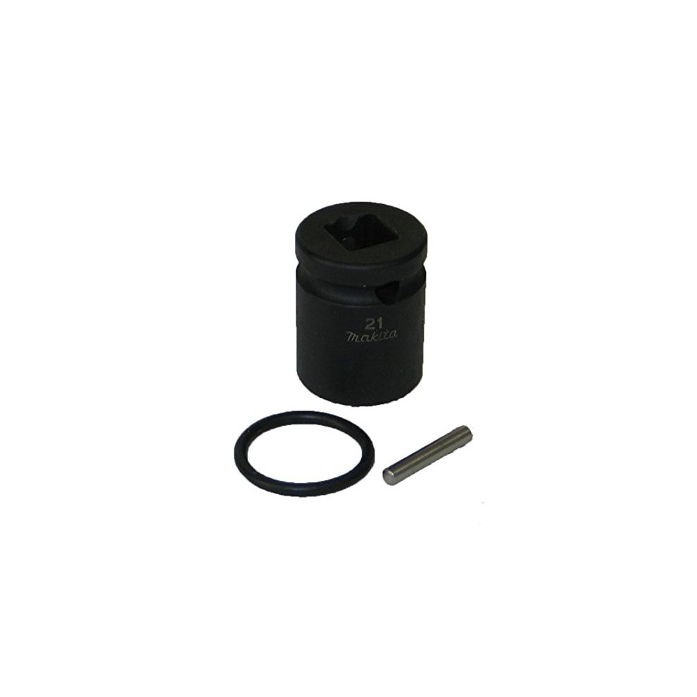 Impact Bit Socket M14 x 52 insercion 1//2 Internal 21 mm Outer 28 mm