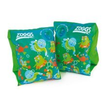Zoggs Kids Dual Air Chambers And Easy Inflate Trade Swimming Bands - - Zoggy -  zoggy zoggs bands swim 16 years boys float bluegreen