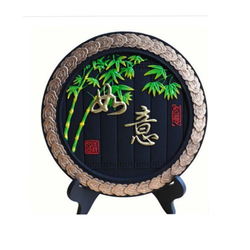 Decorative Crafts Chinese Style Home Decor?As one wishes)