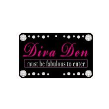 Fun Sign - Diva Den