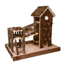 Trixie Natural Living Birger Playground, 36 x 33 x 26cm - Playground 26cm -  x birger natural playground trixie living 36 33 26 cm