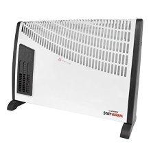 Lloytron F2405 Staywarm 2000W Fan Assist Heater Free Standing or Wall Mountable