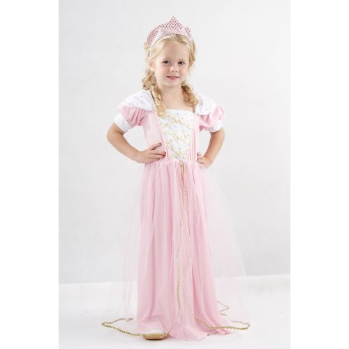 Toddlers Sleeping Princess Costume -  princess toddler fancy dress costume fairy child beauty age 3 girls pink sleeping