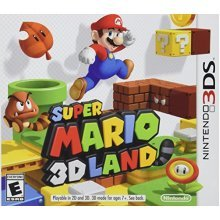 Super Mario 3ds Land