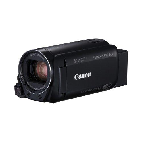 Canon LEGRIA HF R88 Handheld camcorder 3.28MP CMOS Full HD Black