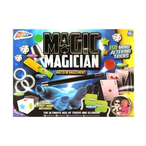 Magic Trick Magic Magician - Ultimate Box of Tricks and Illusions