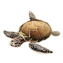 Sleeping Pillow Plush Toy Simulation Cushion Pillow Birthday Gifts [Sea Turtle]