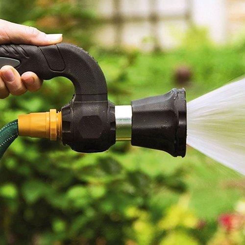 Parkland Garden Watering Super Jet Spray Nozzle Garden Hose
