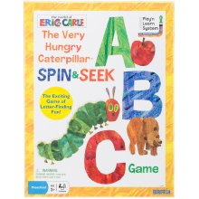 Very Hungry Caterpillar Spin & Collect ABC Game-