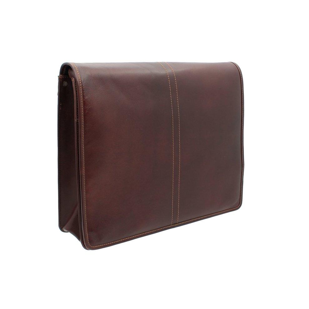 809460fc3d4 ... Visconti Aldo Vintage Tan Leather Briefcase VT7 - 2 ...