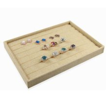 Nice Necklaces Rings Display Stand Jewelry Tray Earring Bracelet Display Boards