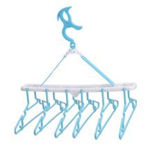 Drying Rack For Underwear Windproof Folding Drying Rack