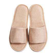 10 Pairs Non-slip Hotel / Travel / Home Disposable Slippers - A7