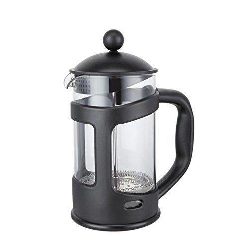 Zodiac ZODMB11-6K 6-Cup Cafetiere, Black
