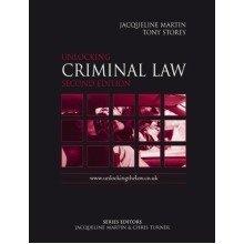 Unlocking Criminal Law Second Edition (unlocking the Law)