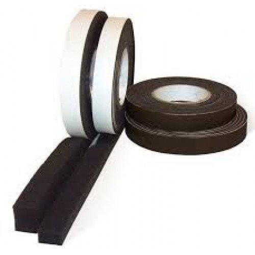 Expanding Foam Tape - 25mm wide x 3.3m long - 18mm to 34mm