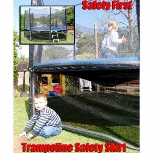 Trampoline Safety Skirt For 14 ft Trampoline