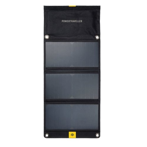 Powertraveller PTL-FLS021 Falcon 21 Foldable Multi-Voltage Solar Panel Charger 21W
