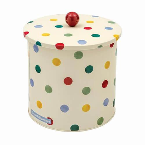 Emma Bridgewater Polka Dot Original Biscuit Barrel