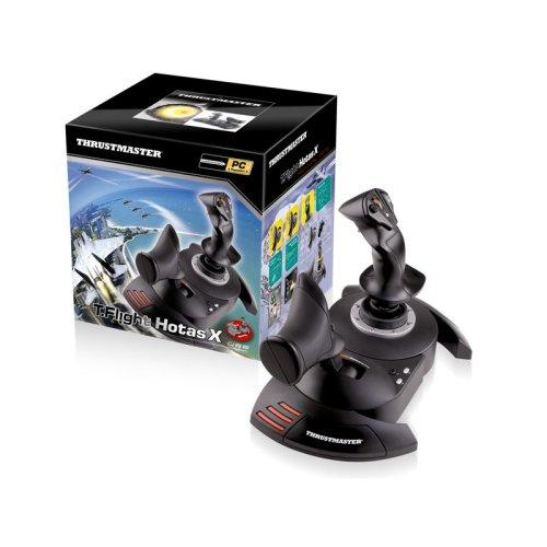 Thrustmaster T.Flight Hotas X Flight Sim PC Black