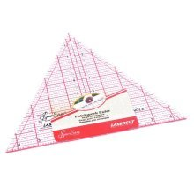 Sew Easy Patchwork Quilting 60 degree Triangle 8 x 9.25 in Template