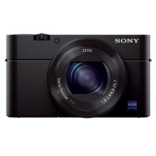 Sony DSCRX100M3 Advanced Digital Compact Premium Camera (Wi-Fi, NFC, 180 Degrees Tiltable LCD Screen) - Black