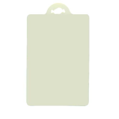 Classification Of Large Plastic Resin Board Cut Fruit Plate Cutting Board(Beige)