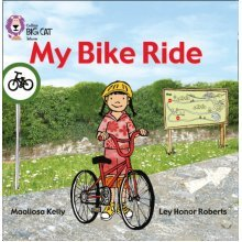 Collins Big Cat – My Bike Ride: Band 02A/Red A (Paperback)