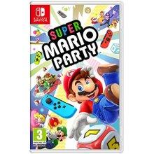 Nintendo Switch Super Mario Party Game