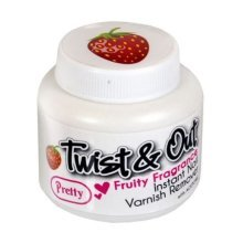Pretty Scented Twist & Out Nail Varnish Remover with Acetone