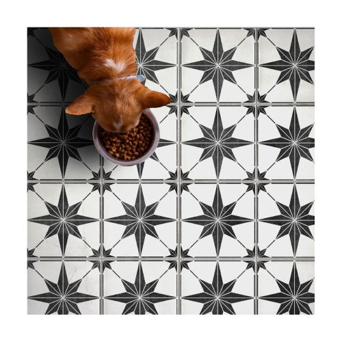 Zarzis Star Tile Stencils for Painting Walls and Floors