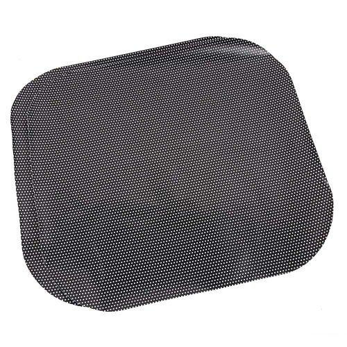 2pcs Car Curtain Windshield Sticker Sun Shade UV Protection