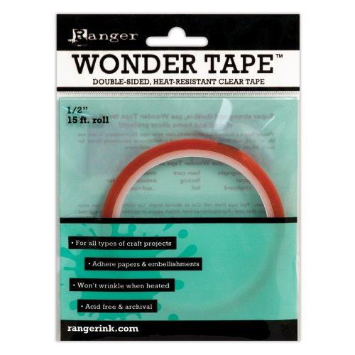 """Ranger Wonder Tape-.5""""X15'"""