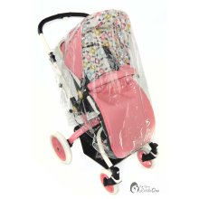 Raincover Compatible With Obaby Condor 4s
